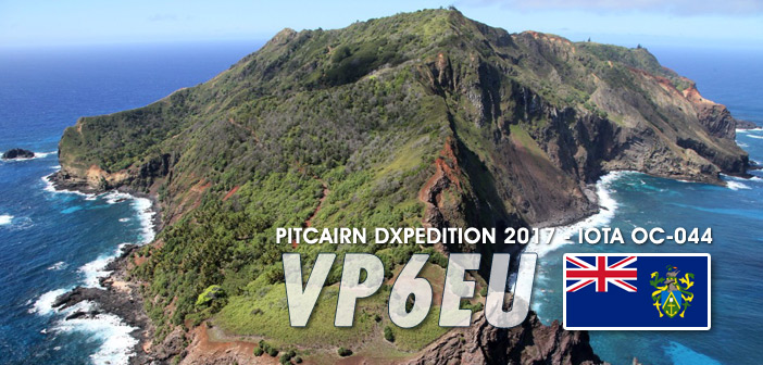 VP6EU Pitcairn DXpedition