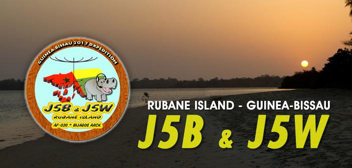 J5B &  J5W Isla de Rubane