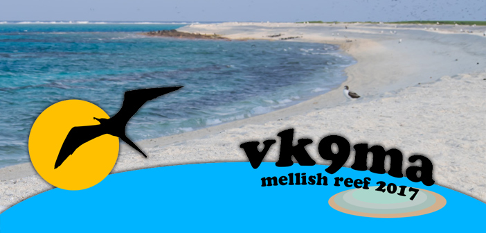 VK9MA Mellish Reef