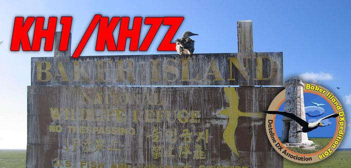 KH1 / KH7Z – Isla de Baker